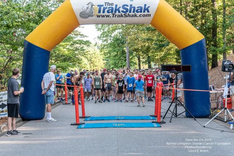 Norma Livingston Ovarian Cancer Foundation race