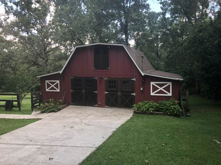 The Barn - Airbnb