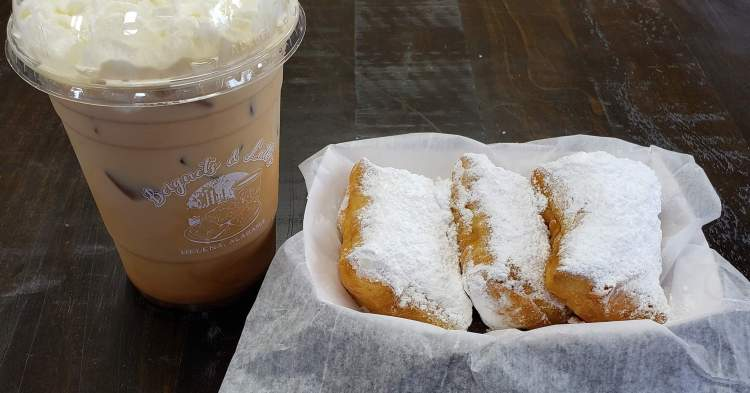 Beignets and Lattes