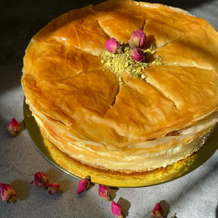 Halawat Bham - Birmingham bakers