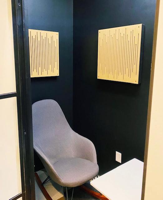 WORX phone booth