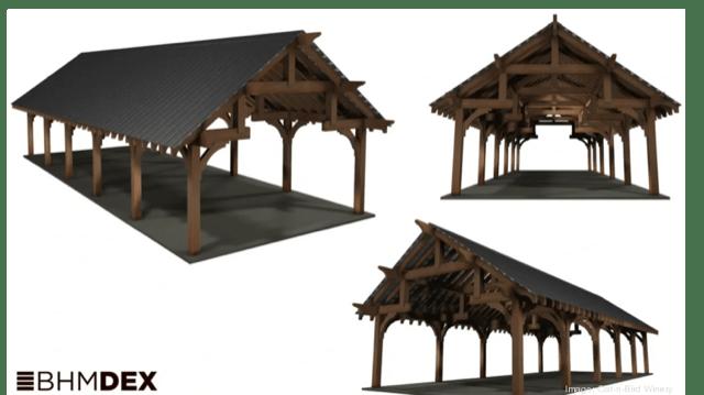 cat-n-bird winery rendering