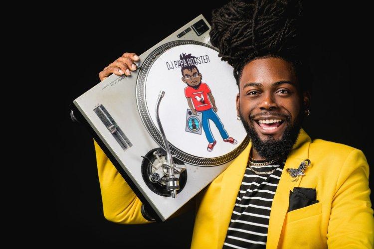 DJ Papa Rooster