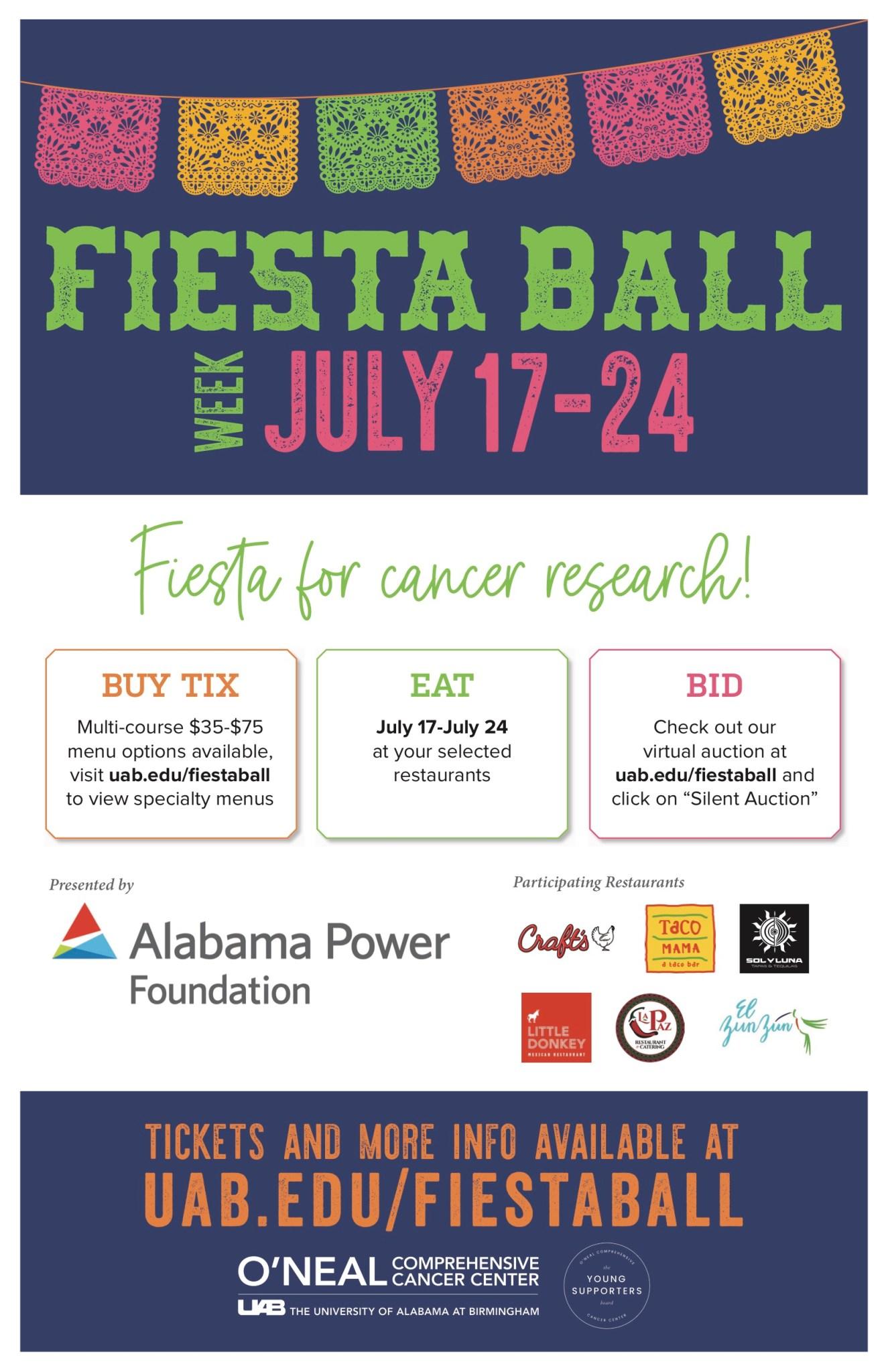Fiesta Ball poster