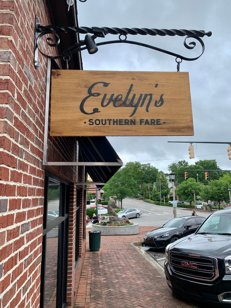 evelyn's southern fare