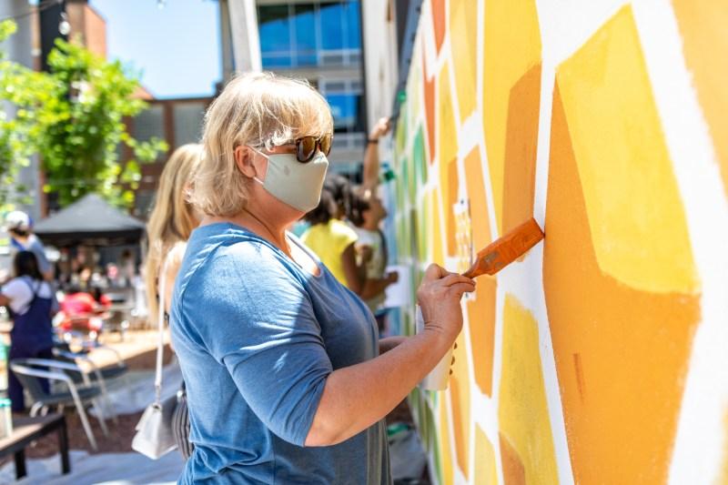 Asphalt Art Initiative grants Birmingham up to K