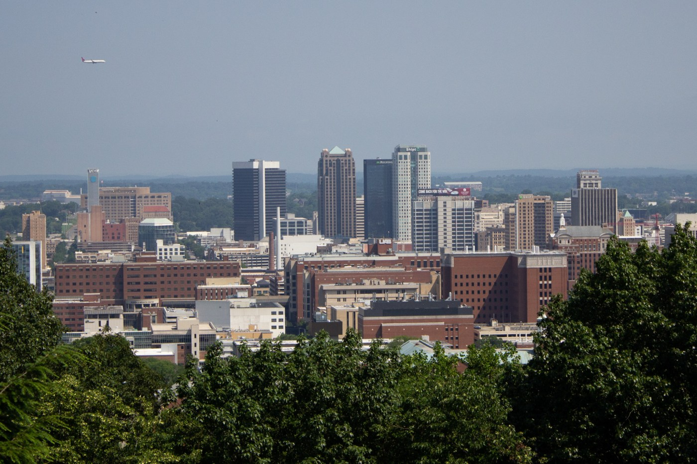 Birmingham may be 150 this year, but the Magic City is looking better than ever! Photo by Libby Foster for Bham Now.