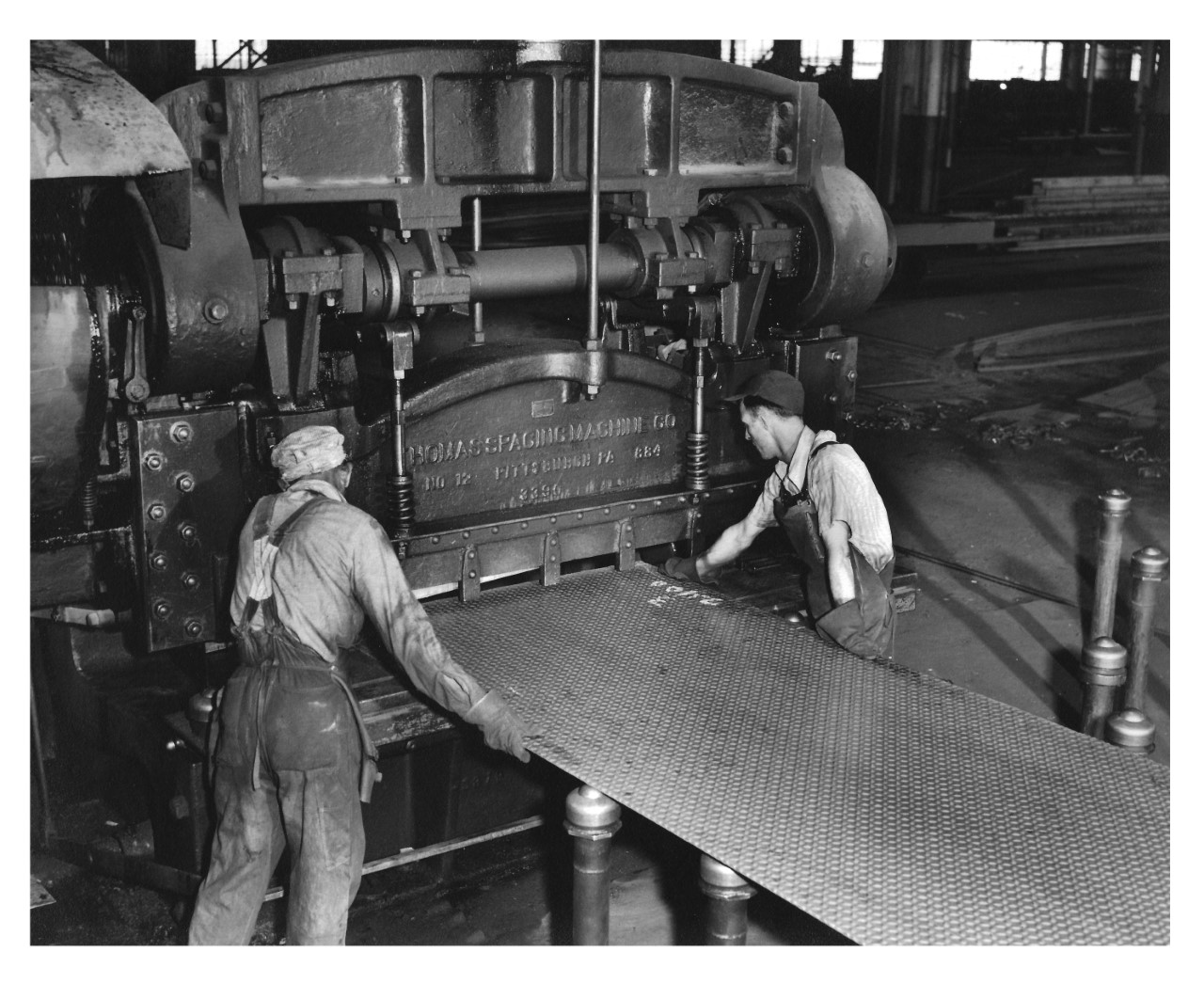 O'Neal Steel has been a big part of Birmingham's manufacturing industry for decades. Photo courtesy of O'Neal Industries.