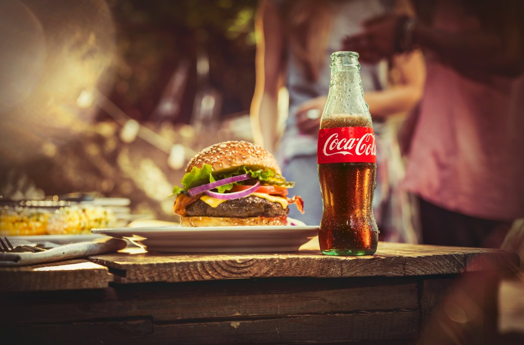 coke, cookout, grill