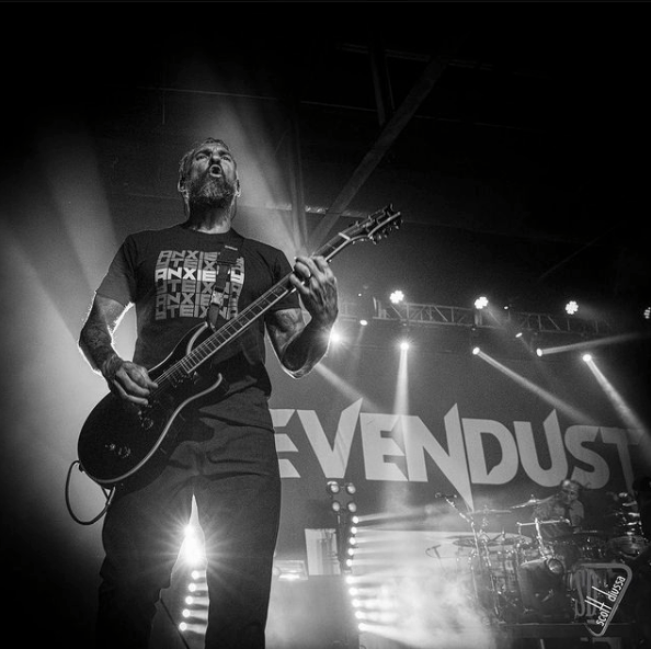 See Sevendust this Weekend at Avondale Brewing Co.