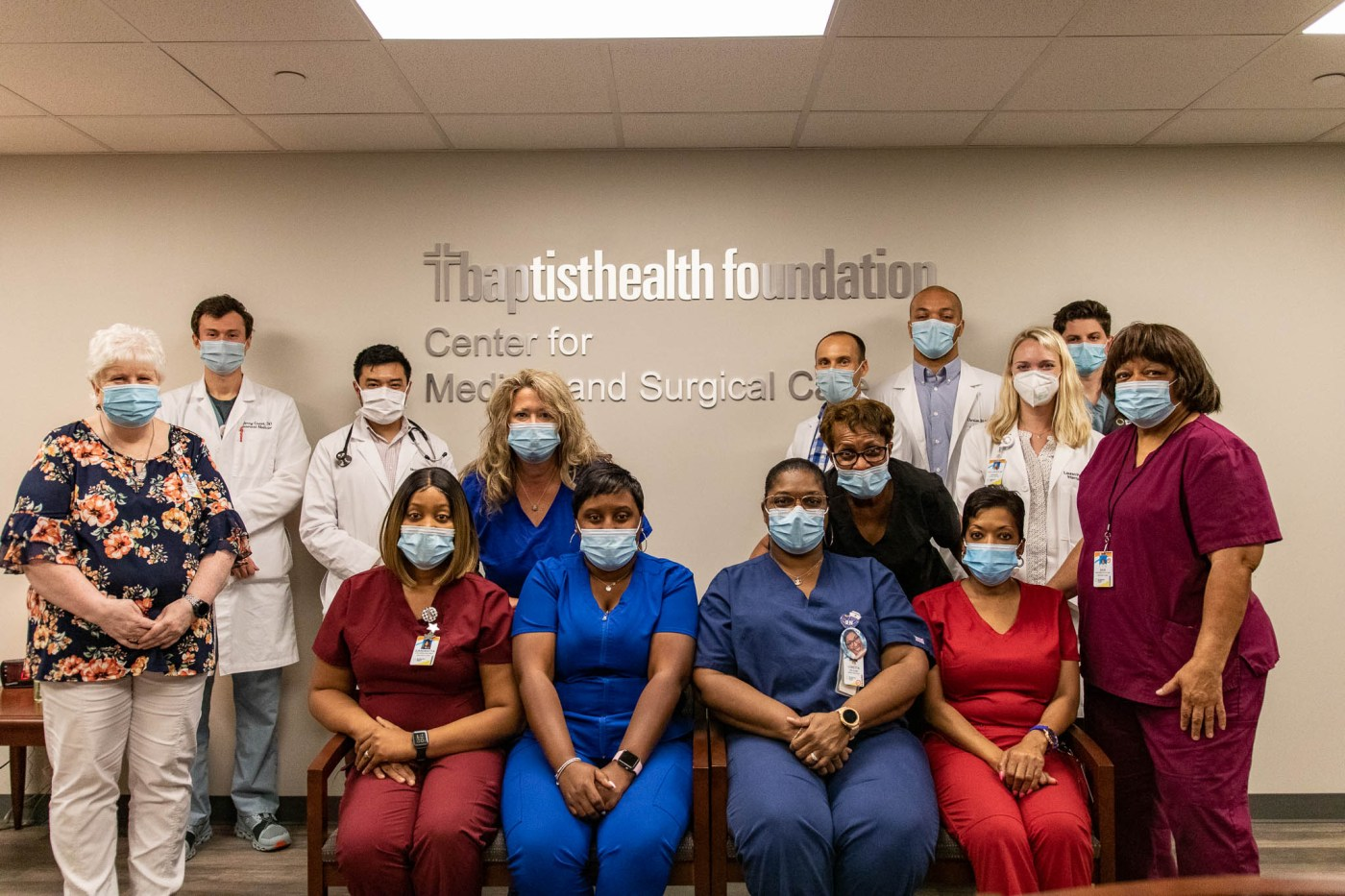 Baptist Health Foundation Center for Medical and Surgical Care