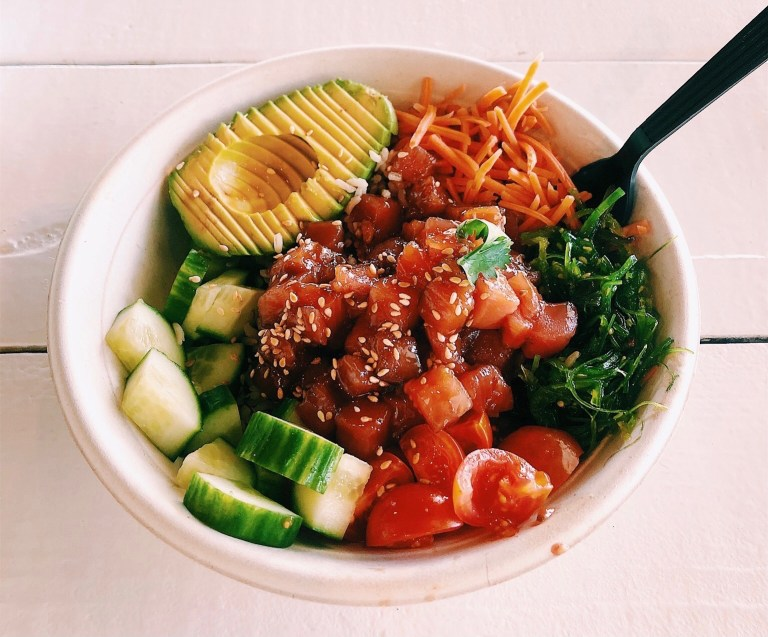5 places you can find the best poké bowls in Bham
