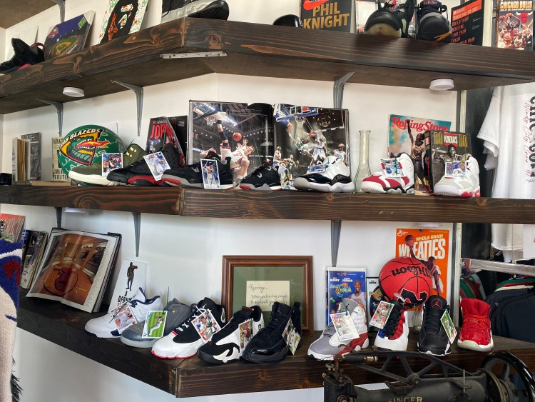 the shoe clinic