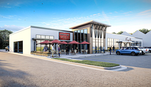 Cahaba Cycles is 1st tenant in new Homewood development