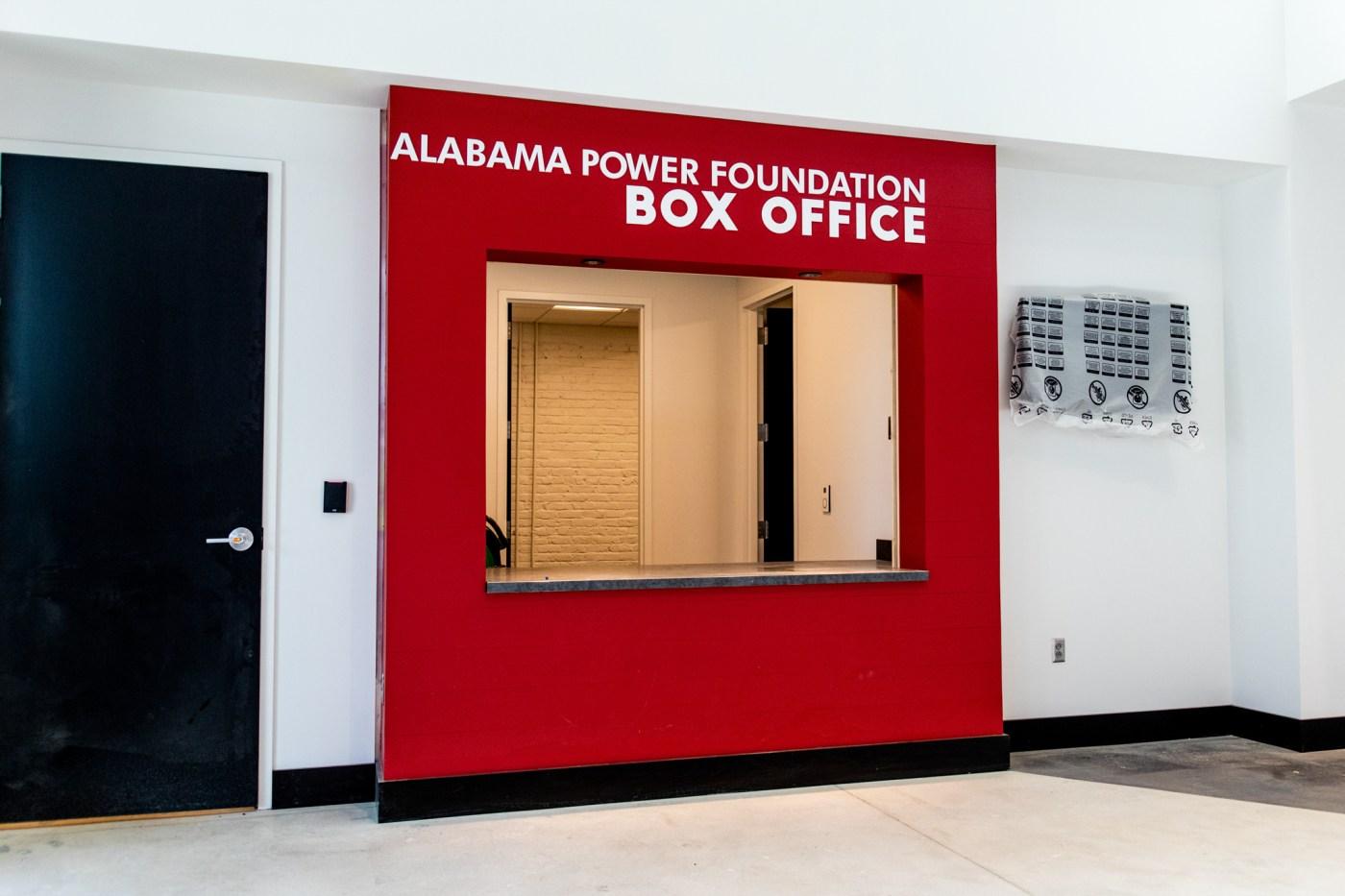 Red Mountain Theatre box office, 2021-22 season