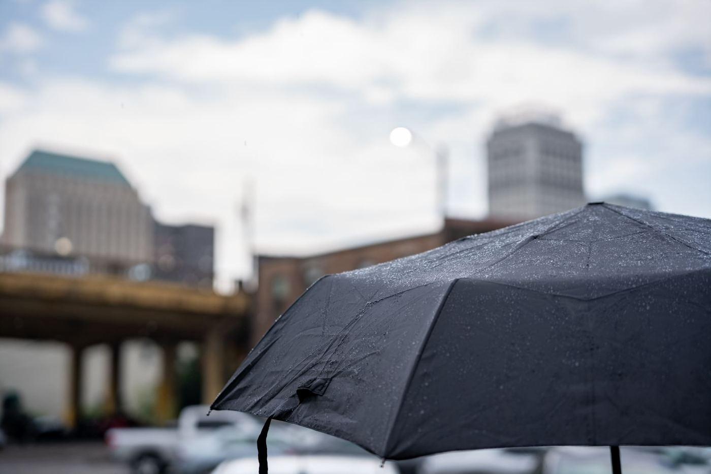 rain Birmingham weather