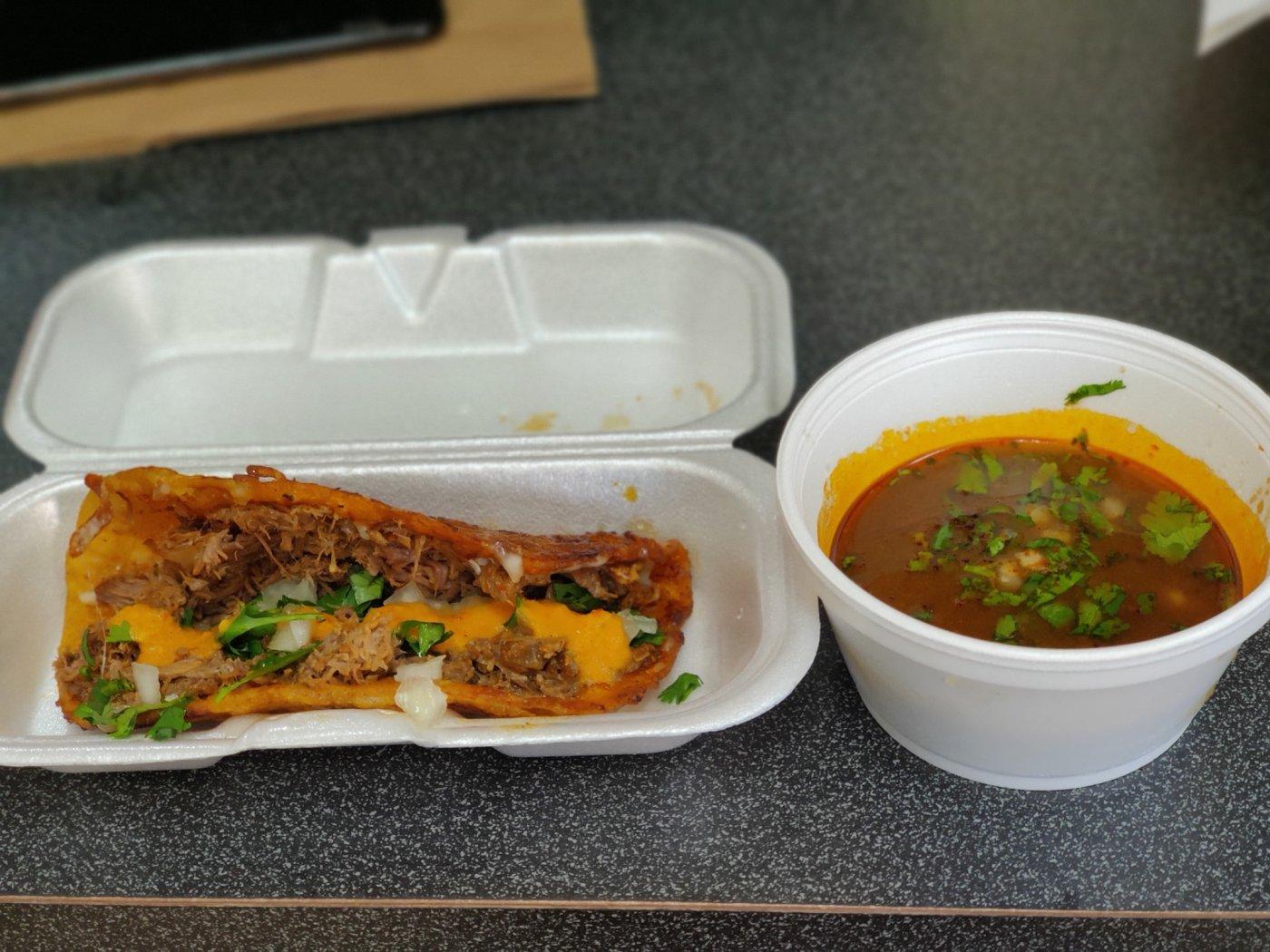 Grande Mexico Birmingham gas station food