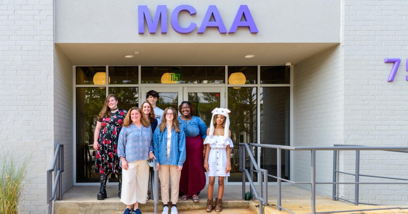 families at MCAA