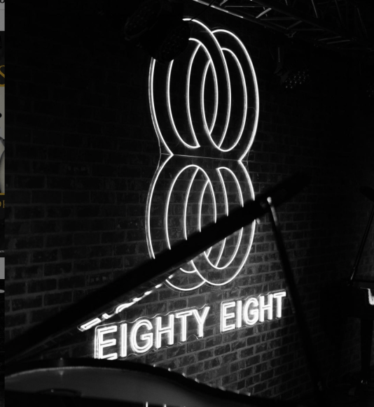 Eighty Eight is bringing all of the classy vibes to Five Points South.