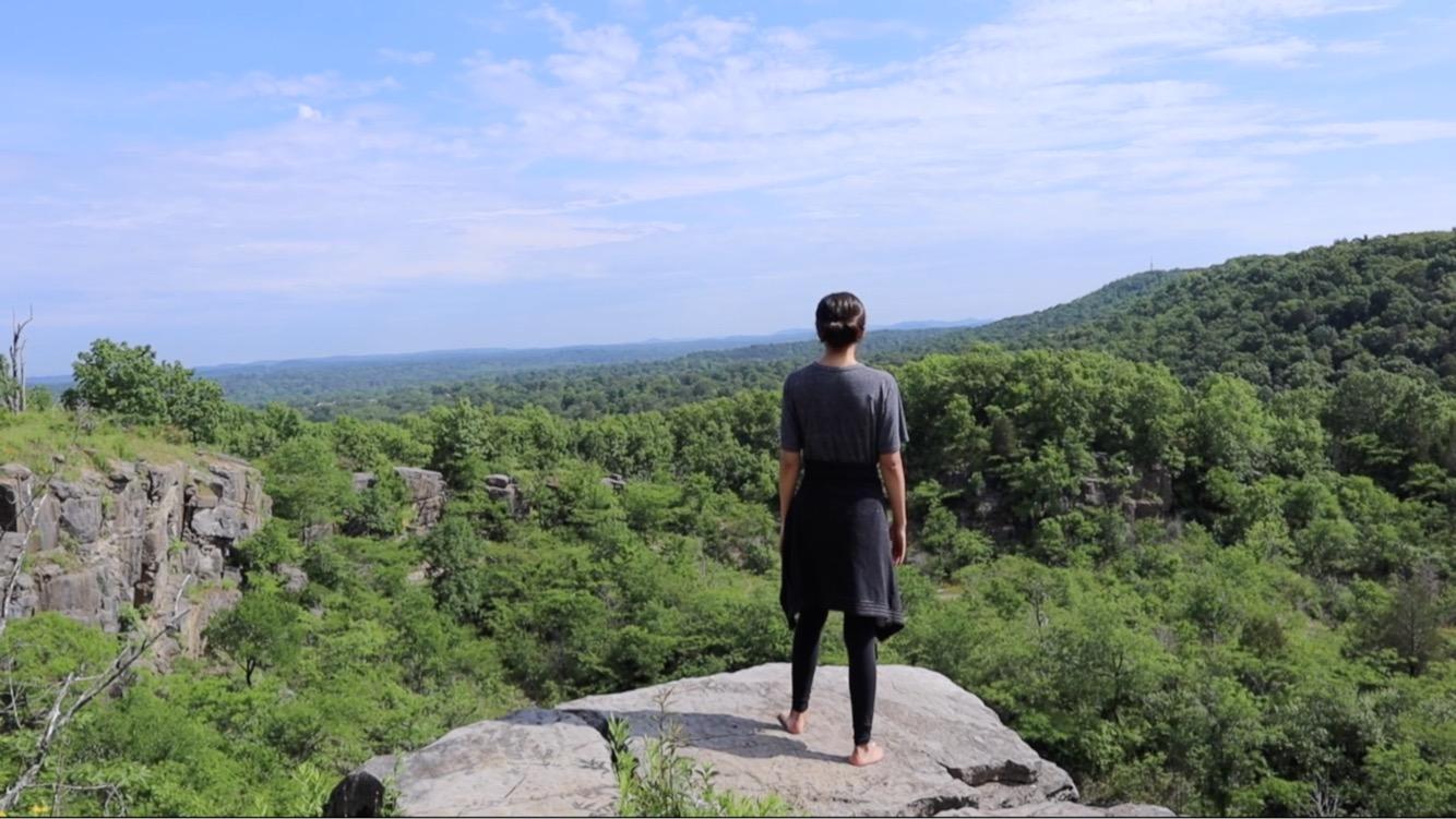 A still from the student-created film Terra. Photo via Kelan Millcan