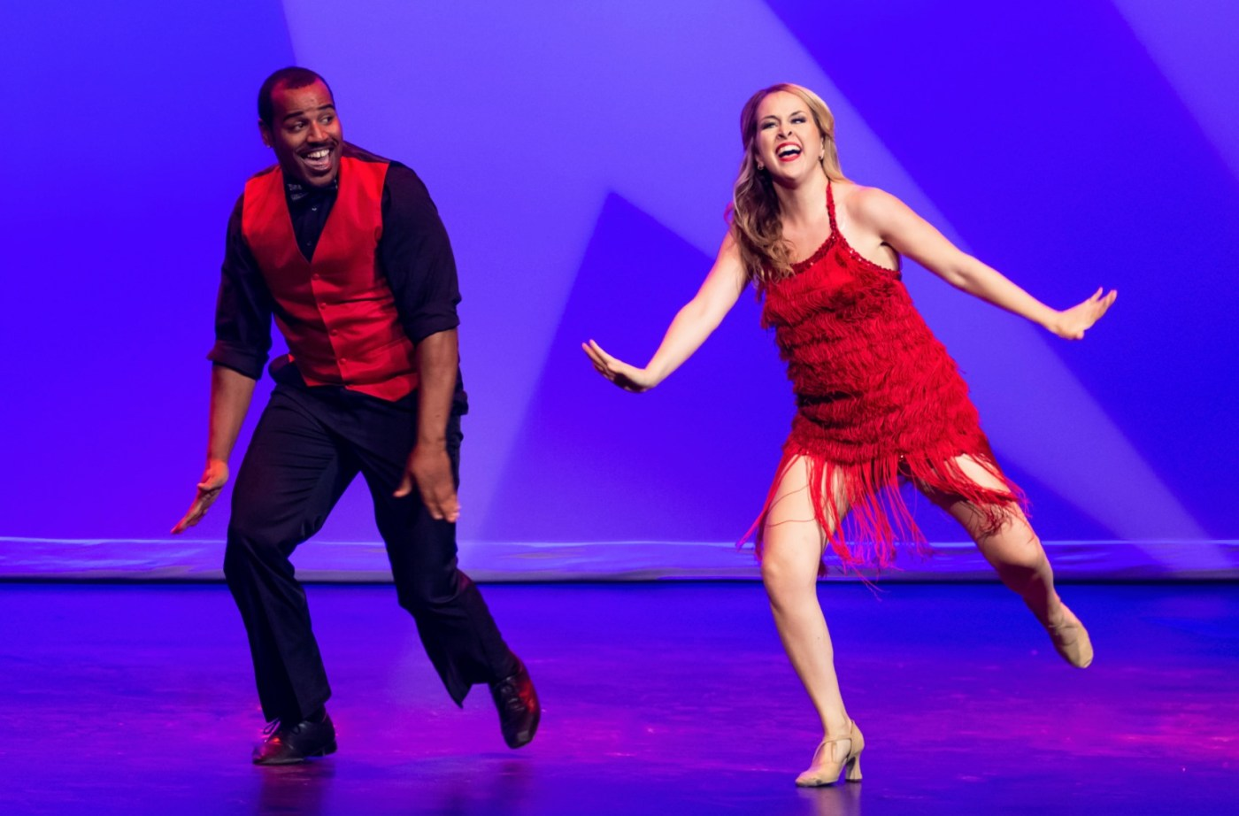 Last year's Torch People's Choice Award winners doing their routine at DWTS of Magic City.