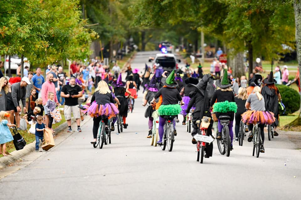 Trussville Witches Ride