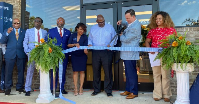 Cadence Bank opens full-service branch in Birmingham's Titusville neighborhood