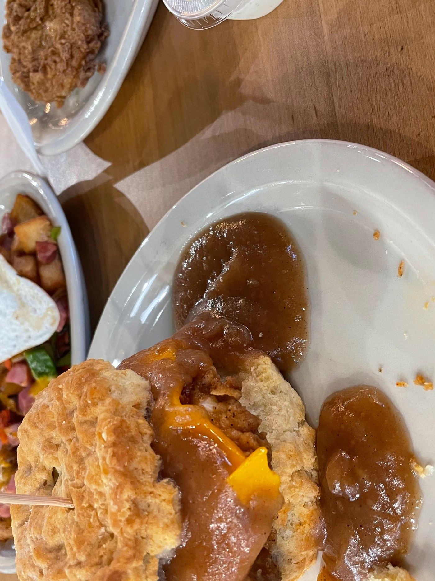maple street biscuit company apple butter