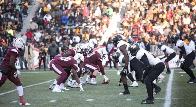 This weekend: the 80th Annual Magic City Classic