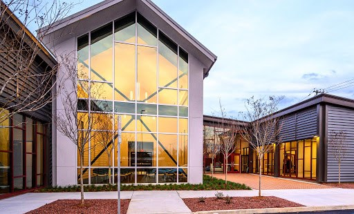 Birmingham's new Firehouse Ministries Shelter wins 2021 Building of the Year