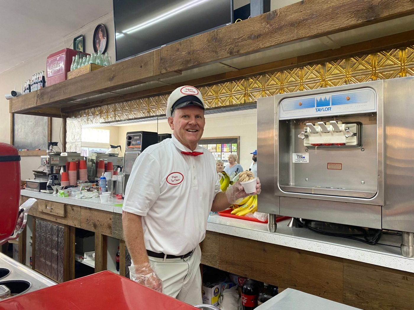 Kevin Nelson, the owner of Price's. New Birmingham opening