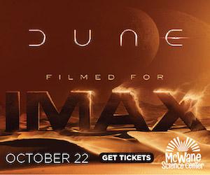Dune on IMAX
