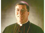 Bishop Baker Portrait - Catholic Diocese Of Charleston