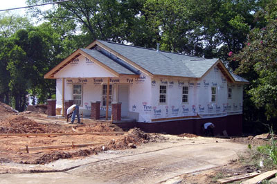 Fountain Heights Construction