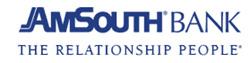 AmSouth bank logo
