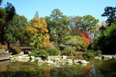 Japanese Gardens at BBG