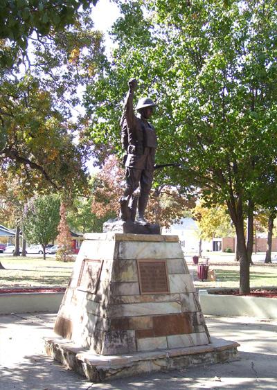 Doughboy Monument - Bessemer, AL
