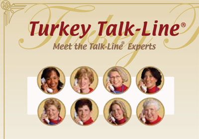 Turkey Talk Line ladies