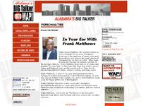 WAPI website - old