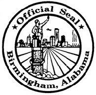 old Birmingham, Alabama seal