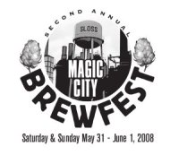 Magic City Brewfest logo - Free the Hops