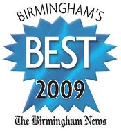 Birmingham's Best 2009 logo