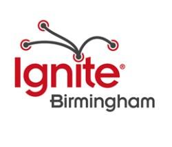 ignite Birmingham logo