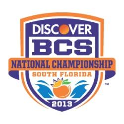 BCS 2013 logo