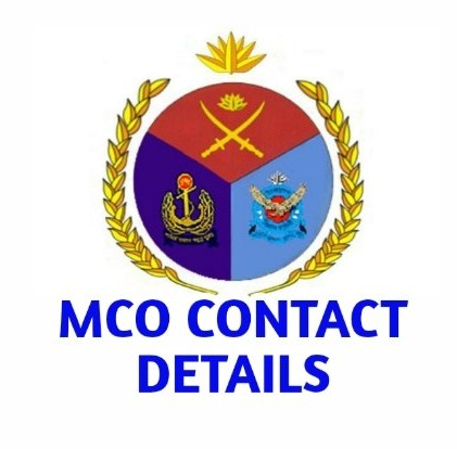MCO Contact Information and phone numbers across India % %