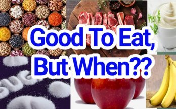 what is right time to eat food