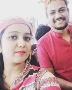 hansraj saklani girlfriend