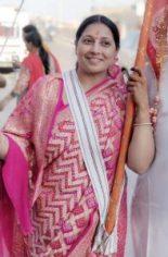 jaya kishori mother