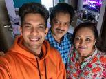 Adiya Narayan Mother