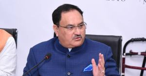 latest j p nadda